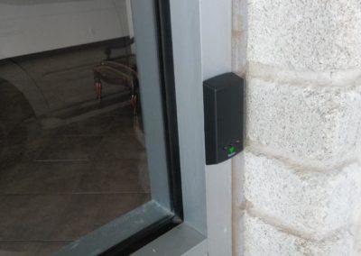Front Door Card Reader